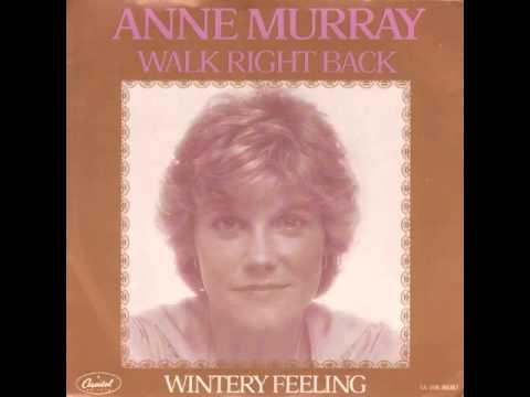 Anne Murray - Walk Right Back