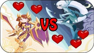 El Lesbos - Leona vs Diana - 1v1 Abo Game Gameplay