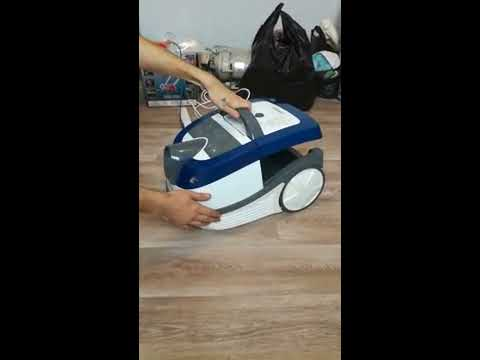 Как разобрать пылесос zelmer aquawelt 1600w видео
