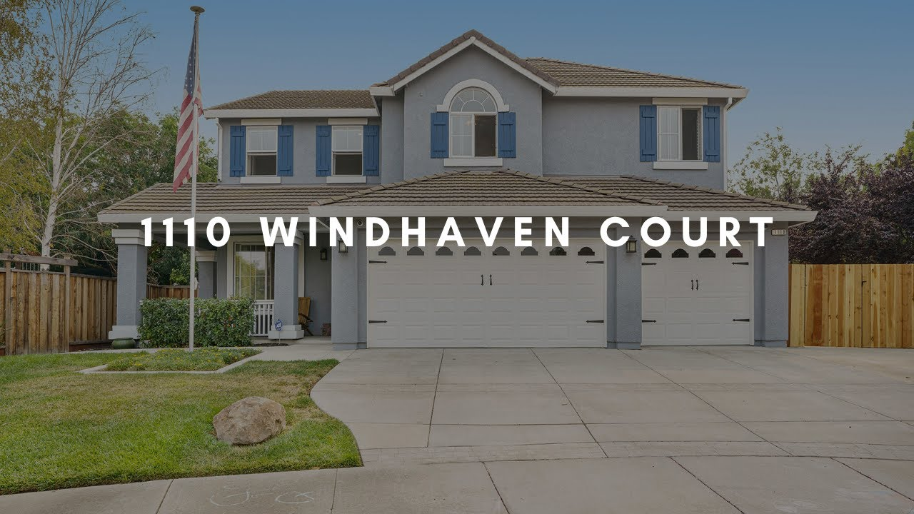 1110 Windhaven Court, Brentwood, CA 94513
