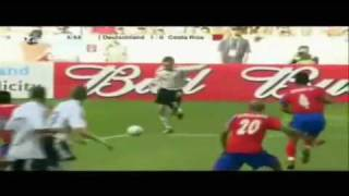 WM 2006: Deutschland - Costa Rica 4:2 RADIO-KOMMENTAR der deutschen Tore
