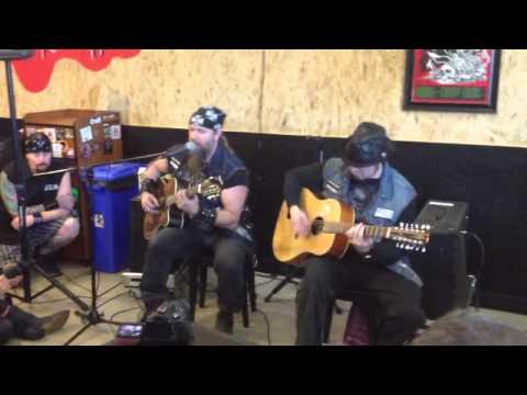 Zakk Wylde and Nick Catanese  The Blessed Hellride