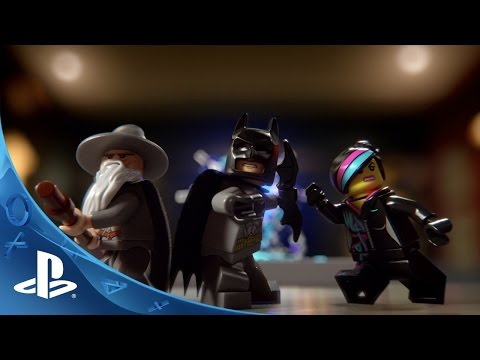 lego-dimensions---official-announce-trailer- -ps4,-ps3
