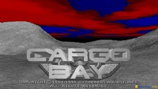 Cargo Bay gameplay (PC Game, 1995)