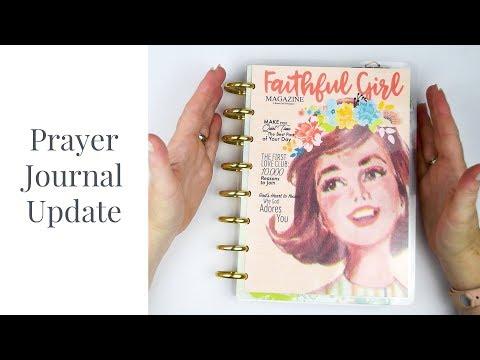 Prayer Journal Update | Kendra Bork