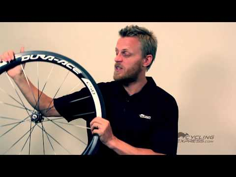 New Shimano Dura-Ace 11 speed 9000 C50 wheelset review