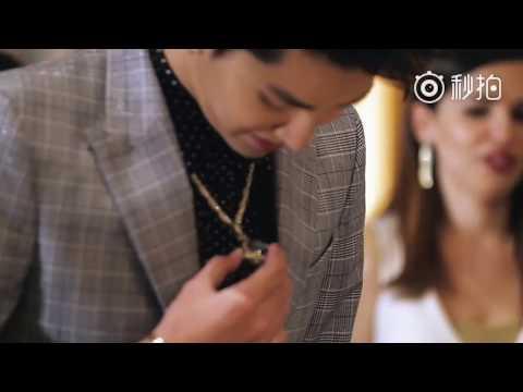 180619 The BVLGARI prince Kris Wu at Shanghai Film Festival 2018