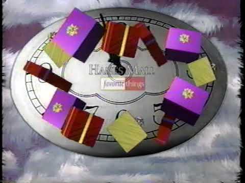 Hanes Mall Christmas Ad (1997)