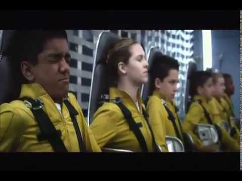 Enders Game Movie  1 Into Space