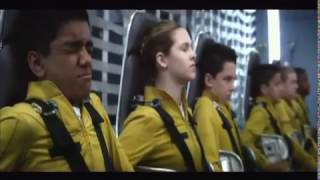 Enders Game Movie Clip 1 (Into Space)