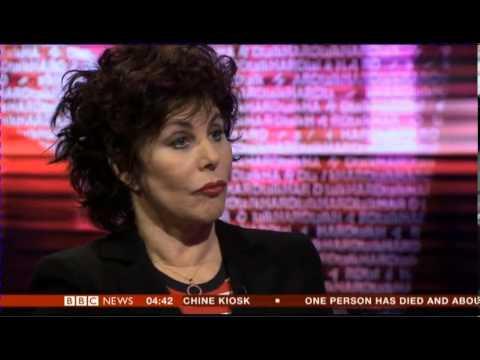Ruby Wax on BBC HardTalk 2013