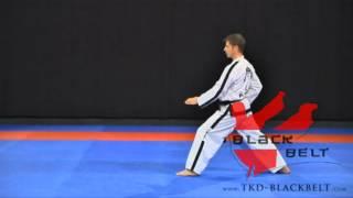 SAJU-MAKGI by Jaroslaw Suska - www.tkd-blackbelt.com