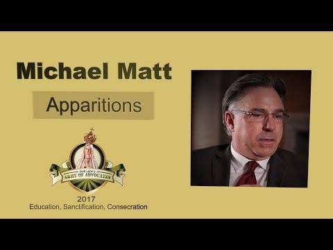 Michael Matt - Apparitions