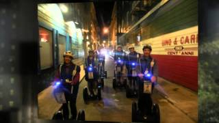 Enjoy a Night Chinatown and Waterfront Segway Tour of San Francisco CA