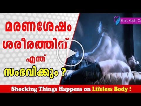What Happens After We Passes Away ? EXPLAINED !! മരണശേഷം സംഭവിക്കുന്നത് ! | Ethnic Health Court