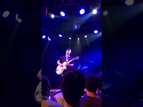STAY BY MAC AYRES, LIVE @ THE BOWERY BALLROOM, NYC