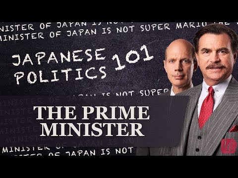 Japanese Politics 101: The Prime Minister
