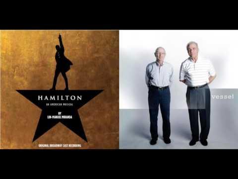 Guns, Ships, and a Car Radio - Hamilton vs. Twenty One Pilots