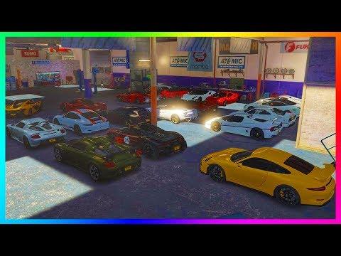 Rockstar Accidentally Reveals Exclusive DLC Bonuses & Sales For This Week In GTA Online! (GTA 5)