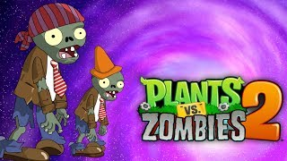 Plants vs. Zombies™ 2 - PopCap Far Future Day 7 Walkthrough
