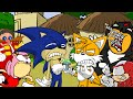Sonic Paradox Youtube Channel in Sonic Shorts Volume 8 Widescreen Edition Video on substuber.com