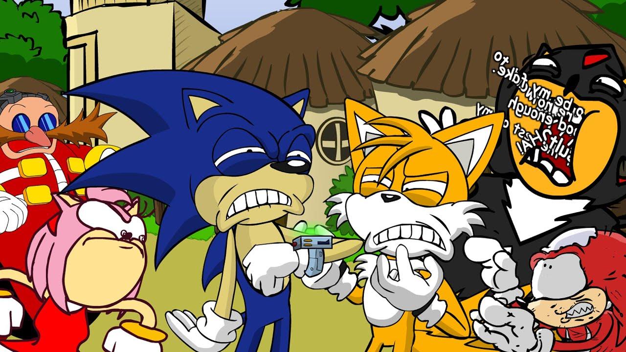 78148f033cf Sonic Shorts Volume 8 Widescreen Edition - YouTube