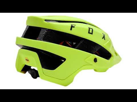 New Fox Flux Trail Helmet - First Look