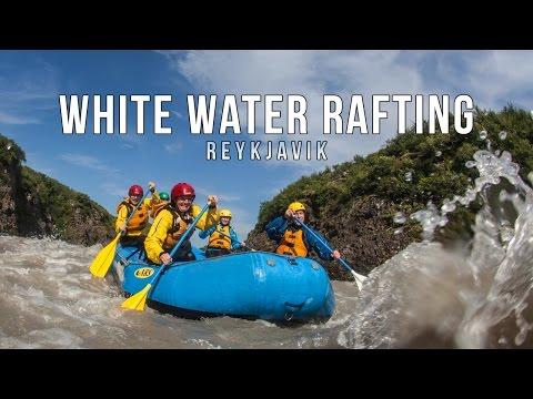 Reykjavik White Water Rafting Stag Party | StagWeb