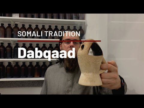 Somali Culture: Dabqaad - Incense Burner