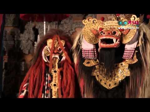Wisdom Close up : ระบำบารอง ประเทศอินโดนีเซีย