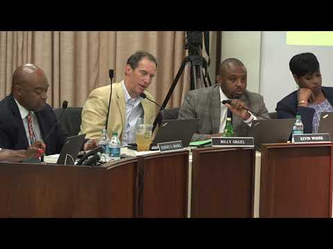 Shelby County School Board Work Session | Aug. 22, 2017