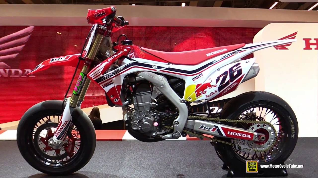 2016 Honda CRF450R Dani Pedrosa #26 Super Motard Racing Bike ...
