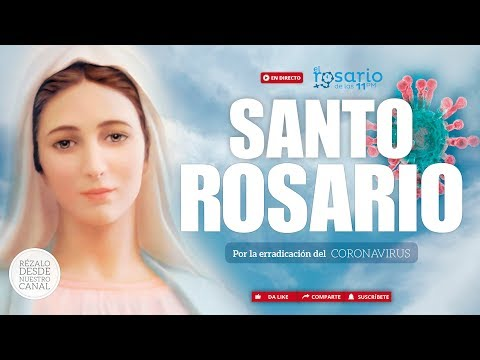 🔴SANTO ROSARIO DE HOY EN DIRECTO. Viernes 3 De Abril. Misterios Dolorosos