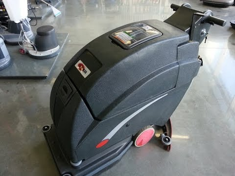 Viper Fang 20 Scrubber Dryer Www.cleaningmachines.ie