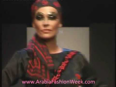Arabia 'Fashion Week Aguilera Couture
