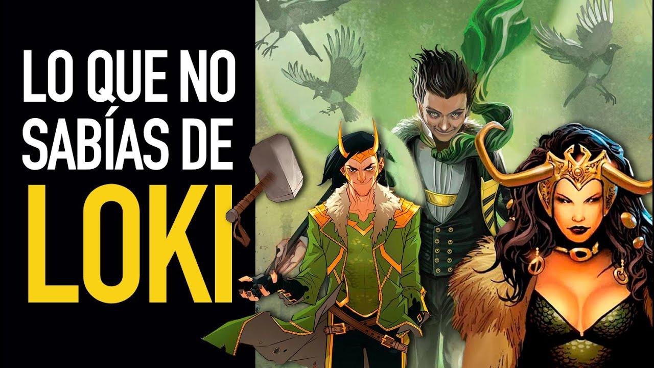 Lo que realmente no sabías de Loki