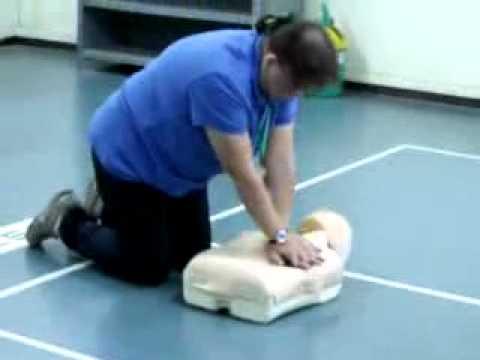SOLAS CPR Elem  First Aid Demo