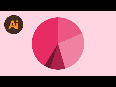 Infographic Tutorial In Photoshop 05 Circle Pie Chart