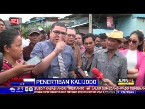 Warga Kalijodo Tunjuk Razman Nasution untuk Bela Nasib Mereka