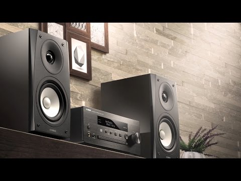 Yamaha MusicCast PianoCraft MCR-N570D