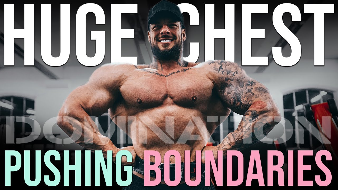 HOW TO BUILD A HUGE CHEST // PUSH WITH THE GIANT // RESETTING FORM TO PUSH NEW BOUNDARIES