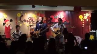 Giac mo Chapi - A Mư - Cuoi Acoustic - TP Pleiku