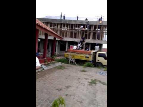 Pembangunan Asrama Ai Nurlaila Pondok Pesantren Assakiinah Ciwalur Burujul Kulon Jatiwangi Majalengk
