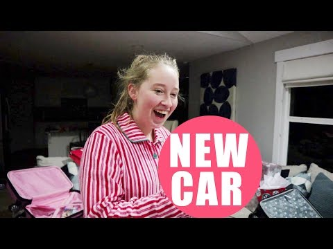 Paola Gets a NEW CAR For Christmas! April and Davey Christmas Special 2018