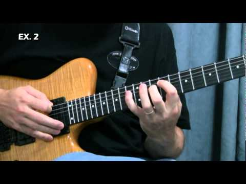Outside Fusion Guitar Soloing Concept