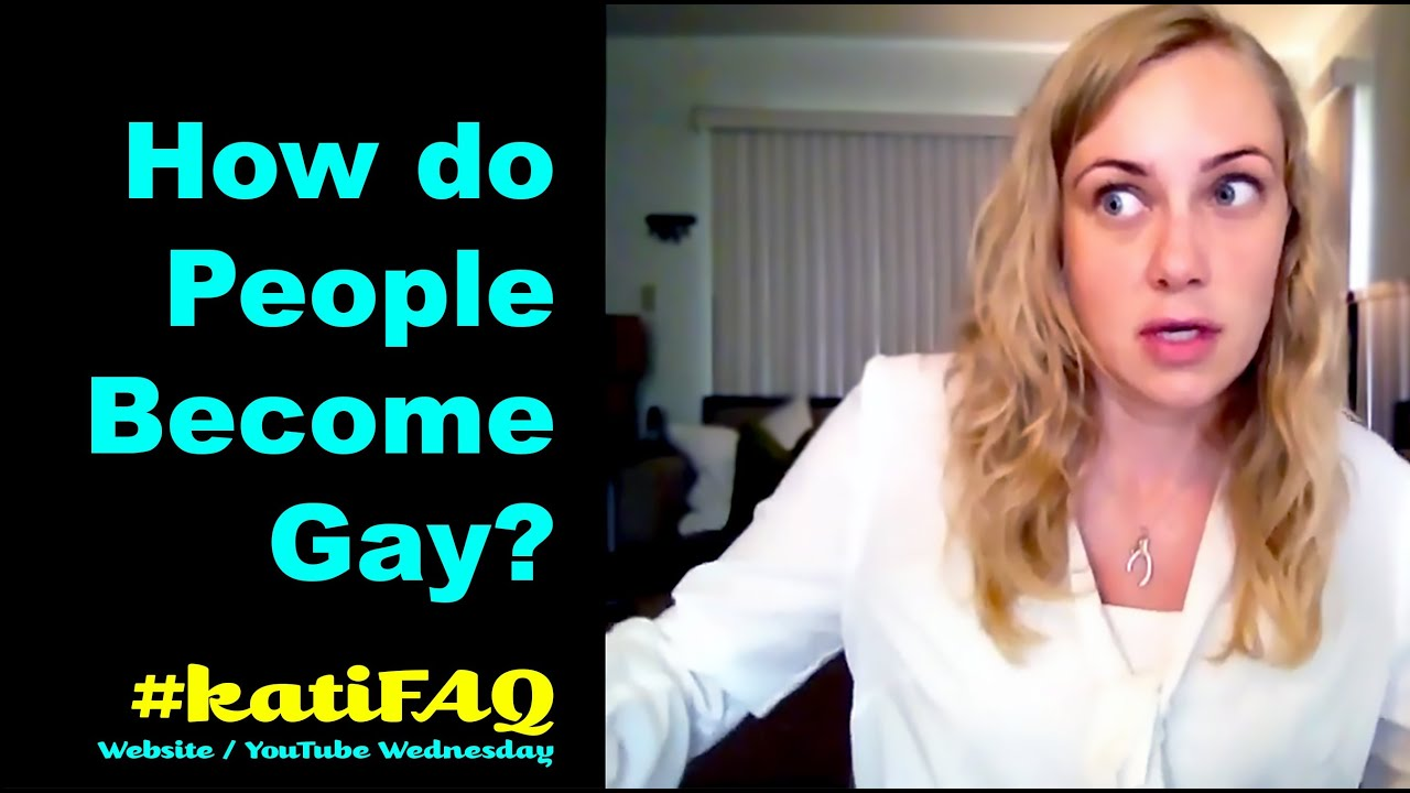 from Austin how do people become gay