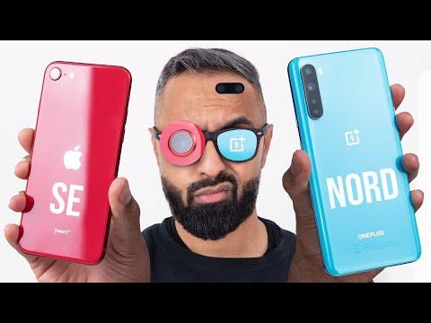 Karl Conrad har nyligen laddat upp en ny video på sin Youtube-kanal där han jämfört iPhone 11 med OnePlus Nord.