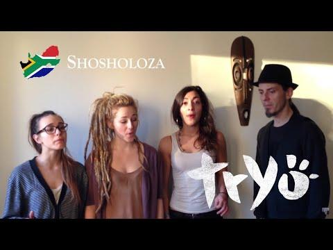 Manu Tryo & LEJ — Shosholoza Tribute to Nelson Mandela