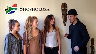 Manu (Tryo) & L.E.J — Shosholoza, in Tribute to Nelson Mandela