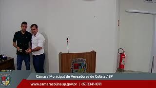 """Sessão Solene de Homenagem ao """"Dia do Professor de Educação Fisica""""  16/09/2019"""